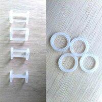 150 O Anéis de Vedação + 50 H Anéis de Vedação + 2 Grande Preto Anéis de Vedação de Peças De Reposição Para Sorvete Soft máquinas de creme XQ
