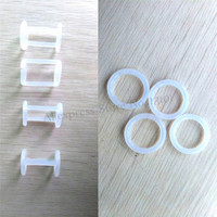 150 O Seal Rings + 50 H Seal Rings + 2 Big Black Seal Rings Spare Parts For Soft Ice Cream Machines XQ