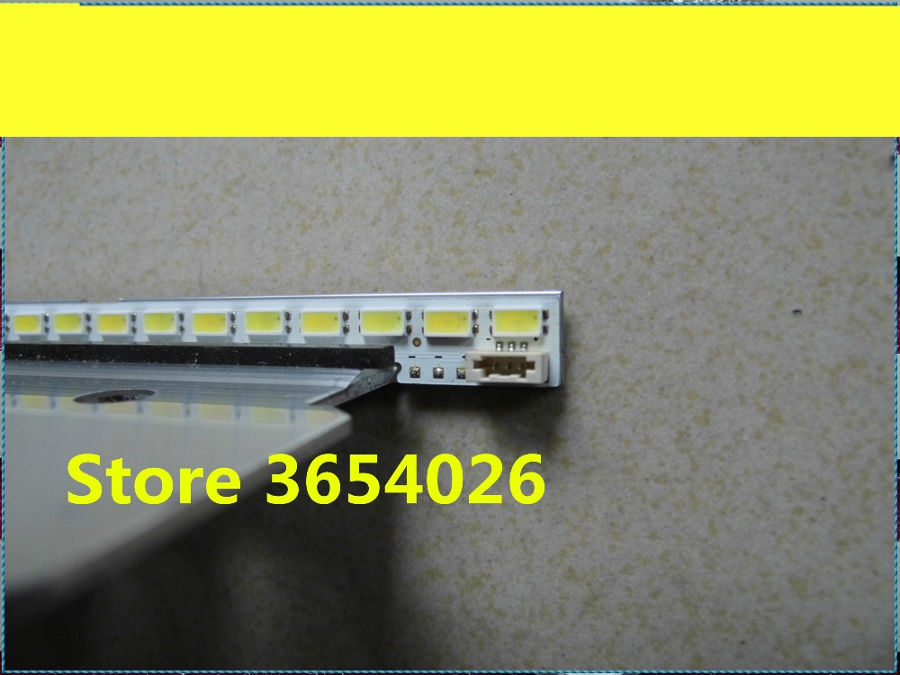 Original    2 PCS*72LED 506mm LED Strip SLED-2011SGS46-R/L-5630-72 For 46WD100C 46-DOWN LJ64-03236A LTA460HW02