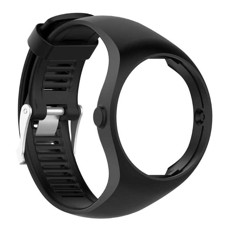 Reloj inteligente Accesorios wristband reemplazo Correa reloj inteligente Correa con hebilla para polar m200 reloj inteligente