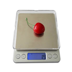 1kg*0.1g Digital Kitchen Scale Portable Precision Balance Weighing Pocket Electronic Scale Jewelry Tea Fishing Weights Reload