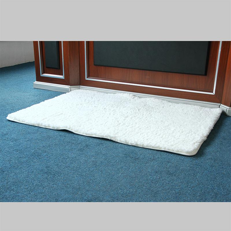 Rechteck Rutschfeste Super Weiche Zotten Teppichboden Teppich Footcloth Fr Home Hotel Schlafzimmer Toilette Weihnachten Hand Mechanische
