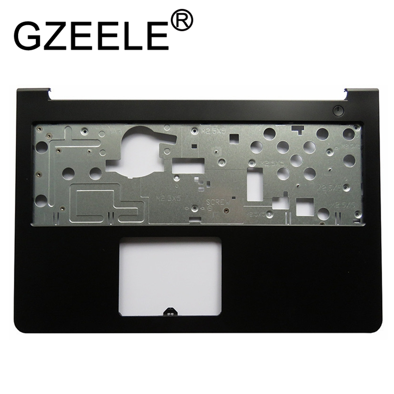 GZEELE New Top Case For Dell INSPIRON 15-5000 5547 5545 5548 Series Palmrest Upper Case Cover 0K1M13 K1M13
