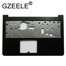 GZEELE New Top Case For Dell INSPIRON 15-5000 5547 5545 5548 series Palmrest Upper Case Cover 0K1M13 K1M13 gzeele new for msi gl72 gp72 top cover palmrest upper case cover 307793c222p89
