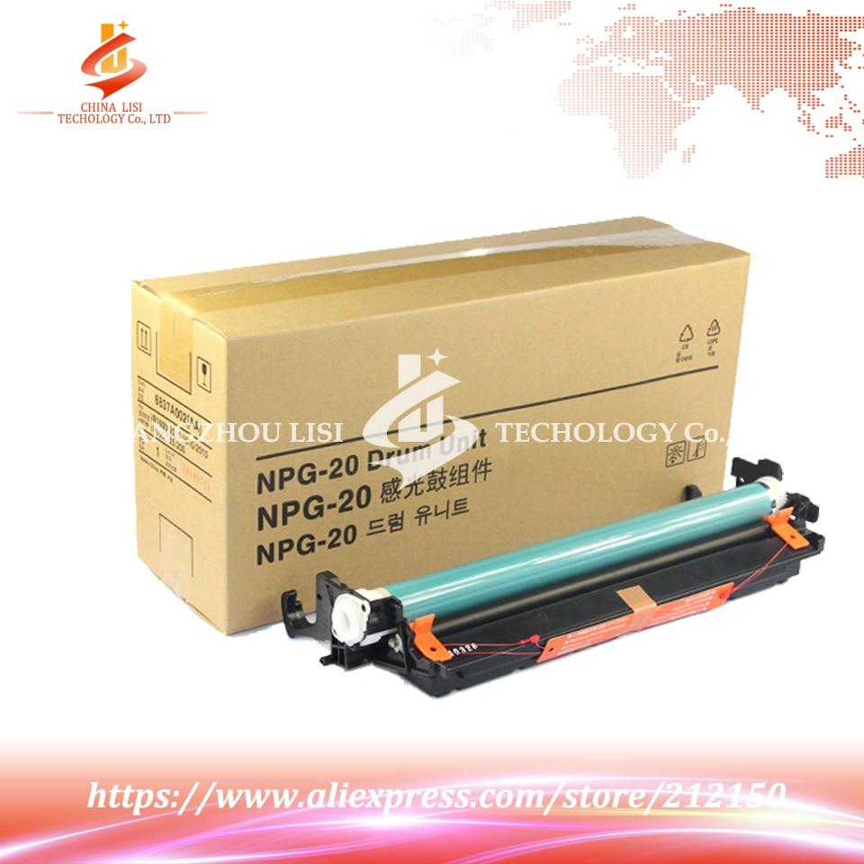 NPG-20 Drum Compatible ALZENIT For Canon IR-1600 2000 1610 2010 155 165 200 OEM New Imaging Drum Unit Black Color Printer Parts