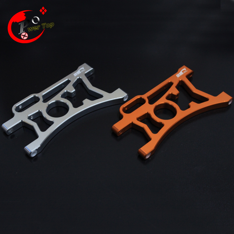 King Motor Baja 5b Rear lower arm set for HPI BAJA 5B Parts Rovan Free Shipping rear lower arm for 1 5 hpi baja 5b 5t 5sc