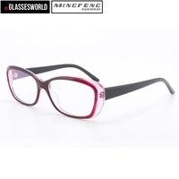 New Style Eyewearglasses High Qualiti Handmade Acetate Optical Frame B10017