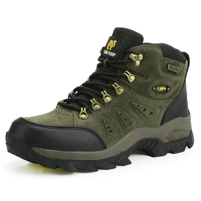 factory outlet in stock where can i buy US $27.25 39% OFF|Outdoor Waterproof Hiking Boots Men Women Winter Shoes  Walking Jogging Hiking Shoes Mountain Sport Boots Climbing Mens Sneakers-in  ...