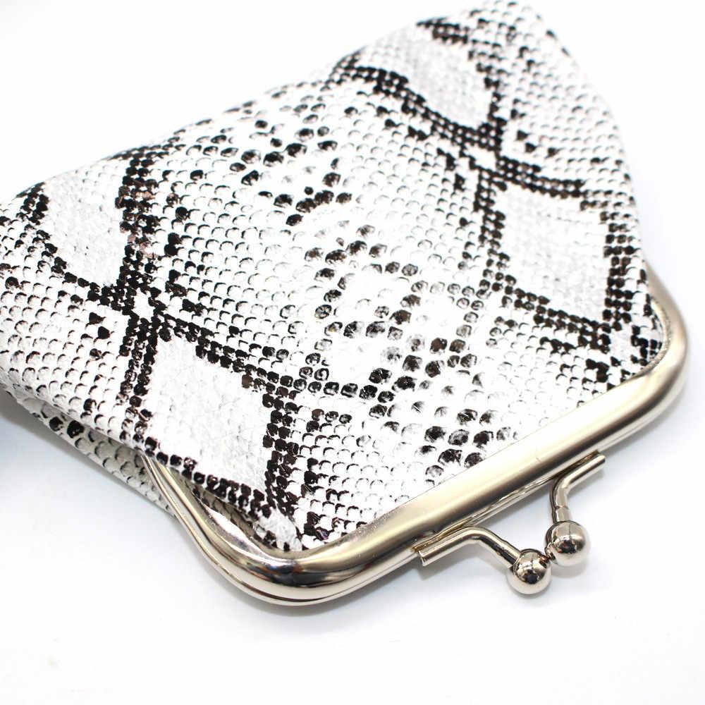 OCARDIAN Mode Frauen Und Mädchen Retro Druck Snacks Hohe Qualität Leder Geldbörse Mini Münze Karte Halter Geldbeutel Mujer a24