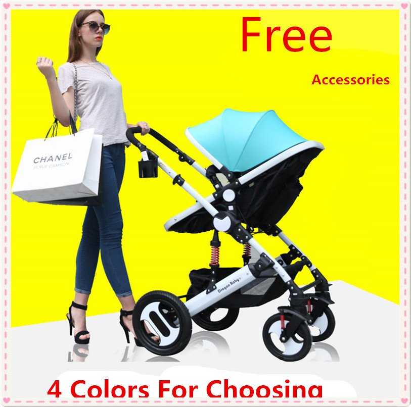 Aliexpress.com : Buy High Landscape Kids Prams From Newborn To ...