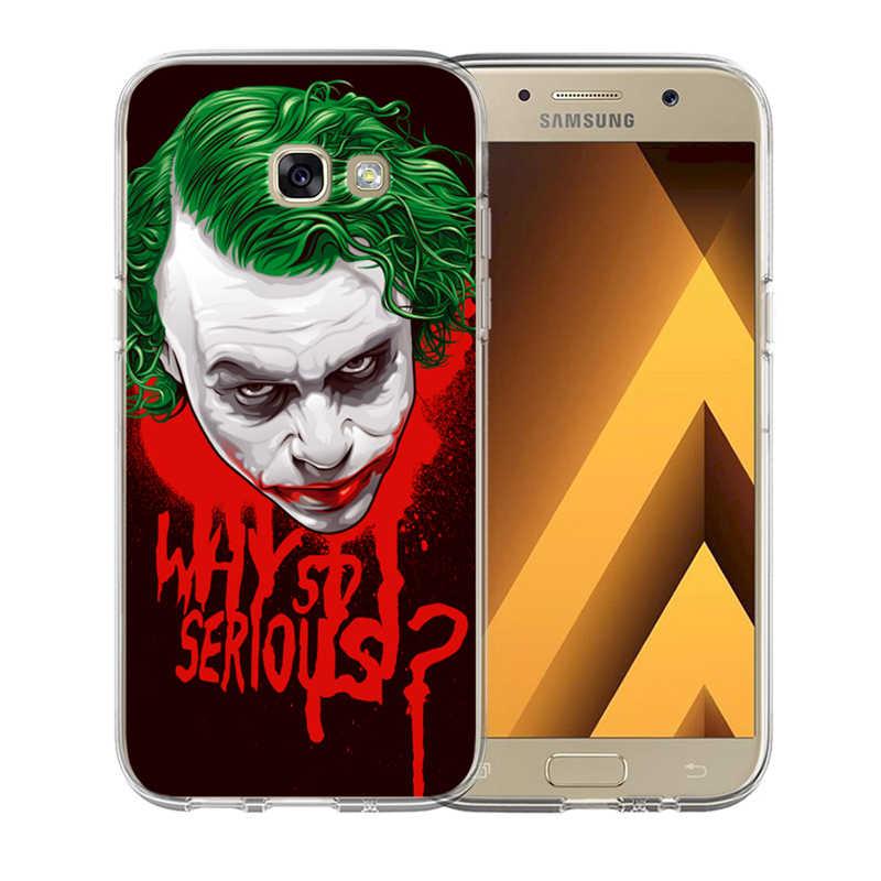 Joker venom For Samsung Galaxy S6 S7 S8 S9 S10 Edge Plus S10e A3 ...