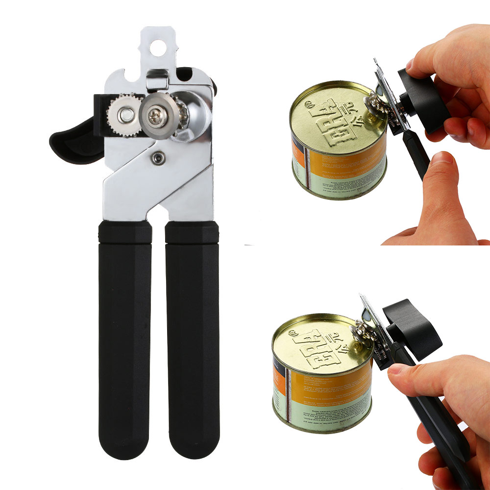 Tinplate Kitchen Wine Multi-functional Bottle Stainless Steel Can Opener