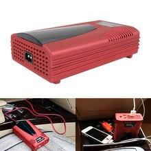 200 Вт 12 В Инвертор Силы Автомобиля Инверторы Зарядное Устройство С USB 220В Прикуривателя Конвертер Адаптер