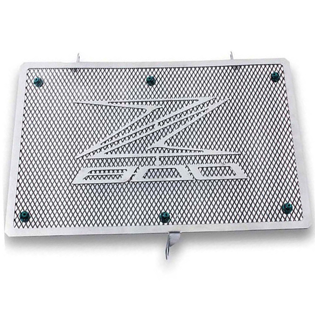 For Kawasaki Z800 2013 2015 Motorcycle Accessories Motorbike Fashion Green Engine Radiator Protector Bezel Grill Guard Cover kemimoto radiator guard for kawasaki z900 2017 radiator grill protector for kawasaki z 900 2017 moto motocycle parts accessories