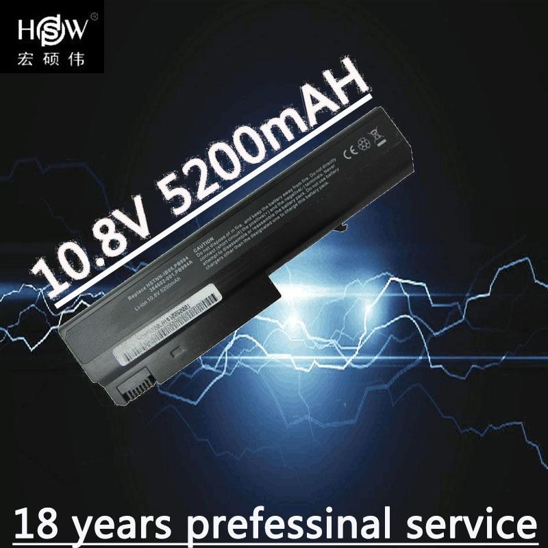 Baterie HSW pro COMPAQ NC6230 nc6300 nc6320 NC6400 NX5100 nx6130 NX6140 NX6300 NX6310 NX6310 / CT NX6315 NX6325 batteria akku