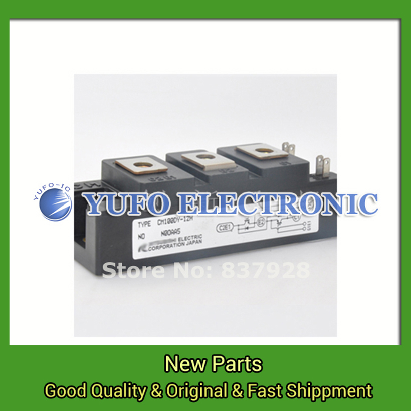Free Shipping 1PCS  CM100DY-12H Power Modules original new Special supply Welcome to order YF0617 relay free shipping 1pcs skm600gb126d power modules original new special supply welcome to order yf0617 relay