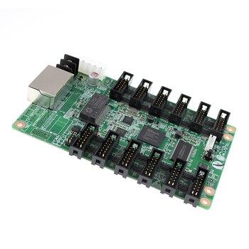 Envío Gratis, Linsn RV908m, luz led de escenario, sistema de control de pantalla de video para pared, panel led, tarjeta controladora receptora