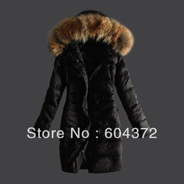 Aliexpress.com : Buy New Arrival Hot Sale Ladies Down Jacket Fur ...