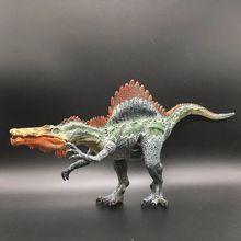 Multi color Spinosaurus font b Toy b font font b Figure b font Realistic Dinosaur Model