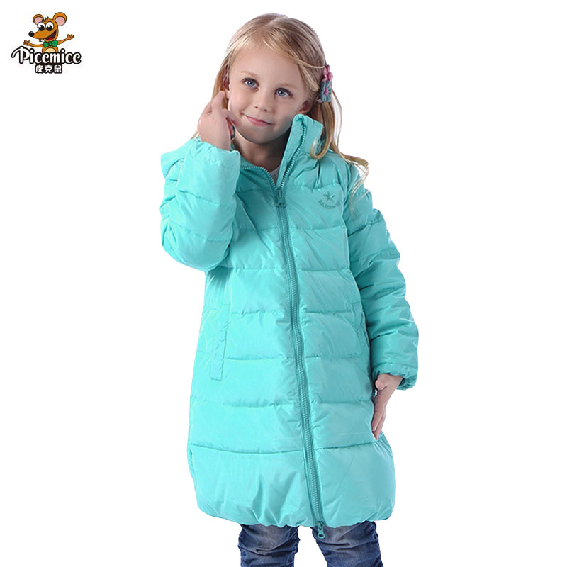 Aliexpress Com Buy Girls Winter Down Jacket Children