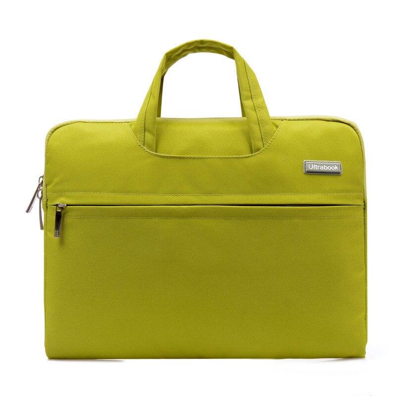 Waterproof Laptop Bag Case for MacBook Pro 13 15 Air Bag for Xiaomi Notebook Air 13 Shockproof Nylon Laptop Sleeve