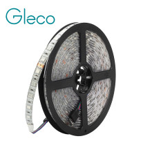 DC24V LED Strip 5050 60LED/M 5 M IP20 IP65 LED Flexible Strip Lampu 5050 SMD RGB Putih hangat Putih(China)
