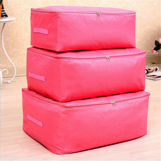 High Quality Jumbo Large Zip Underbed Storage Duvet Clothes Bedding Pillows Bag Washable Storage Boxes u0026  sc 1 st  AliExpress.com & High Quality Jumbo Large Zip Underbed Storage Duvet Clothes Bedding ...