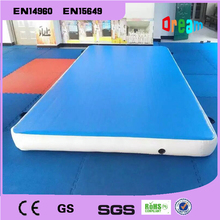 Free Shipping 2*1m Inflatable Tumble Track Trampoline Air Track Gymnastics Inflatable Air Mat