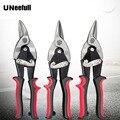 UNeefull 10 ''оловянный листовой металл Snip авиационные ножницы с железной пластиной ножницы которые режут бытовой инструмент промышленная промы...