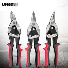 UNeefull 10'' Tin Sheet Metal Snip aviation scissor iron plate cut shear household tool industrial industry work
