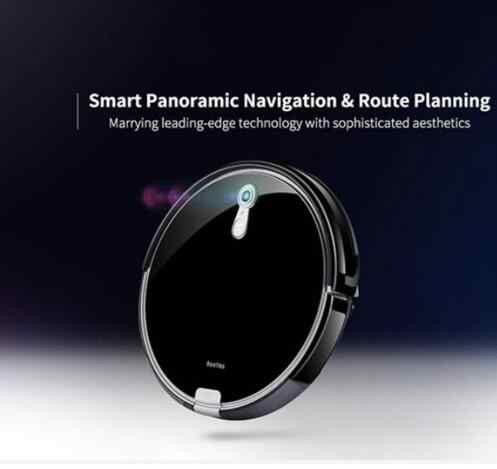 ILIFE Beste Nassen und Trockenen Roboter Staubsauger für Dünne Teppich Smart panorama Navigation Route hobeln auto ladegerät und lebenslauf
