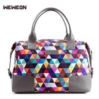 Printing Large Women Sport Bags Lady Gym Bag Yoga Tote Large Capacity Luggage Travel Duffle Bags Men Sport Ball Bag bolsa