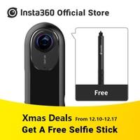 Insta360 ONE 360 Камера спортивная экшн видеокамера VR панорамная камера 24MP (7 К) Фото 4 K видео для iPhone все серии