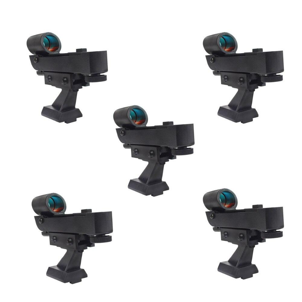 5 pcs Red Dot Finder Portée Astronomie pour 80EQ 80DX 90DX SE SLT Télescope Jumelles Monoculaire En Gros W2299