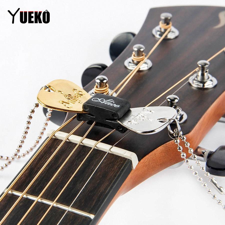 alice high quality black rubber guitar pick holder 5 pcs for guitar bass ukulele guitar. Black Bedroom Furniture Sets. Home Design Ideas
