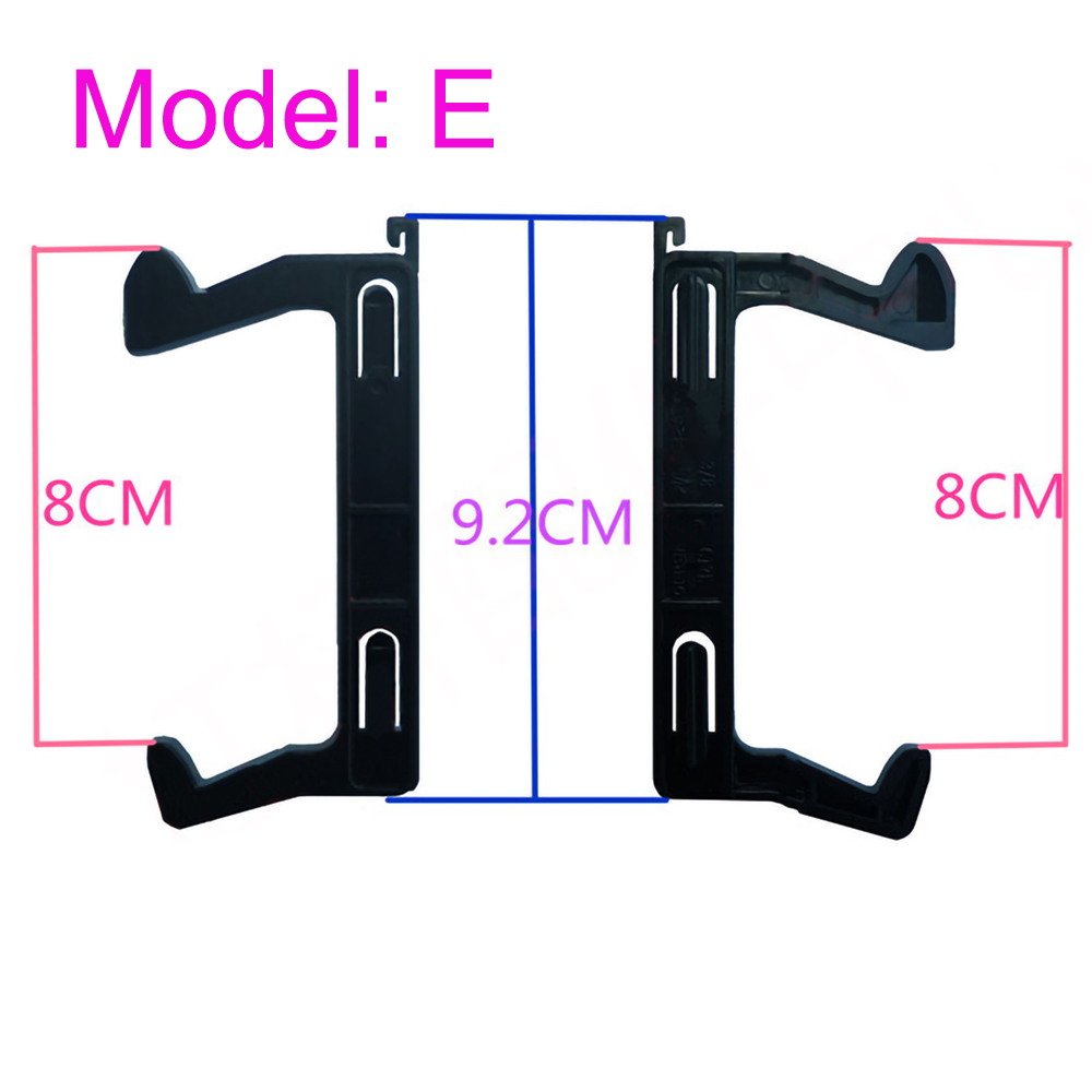2Pcs/Lot Universal Microwave Oven Door Hook Extension Spring Replacement Microwave Oven Parts High Quality New 100% Model E