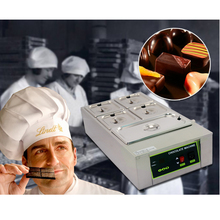 ITOP Chocolate Fountains ,Commercial 5 Pots Chocolate Melting Machine Adjustable Temperature cylinder Stainless Steel