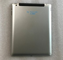 Arvin OEM New Back Cover Battery Housing Door Case For Ipad 4 A1458 WIFI /4G version A1460