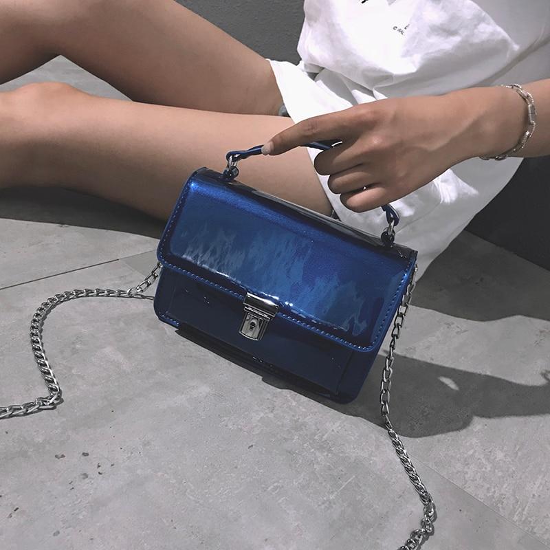 RUOCI Små Dam Väskor PU Läder Messenger Bag Designer Mini Shoulder - Handväskor - Foto 2