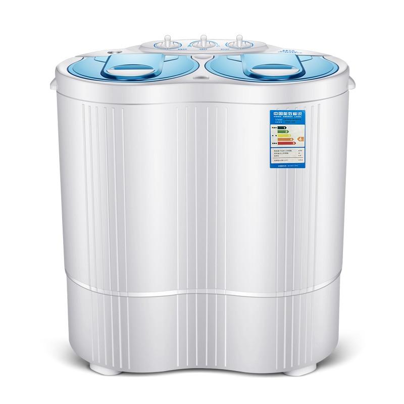 4.5kgs Changhong Twin Tub Portable Washer Machine Washing Machine Mini Washing Machine Washer And Dryer  Mini Laundry Machine