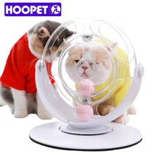 HOOPET Funny Cat Pet Toy Puppy Kitten Playing Cat Toys Intelligence Balls Interactive Pet Accessories