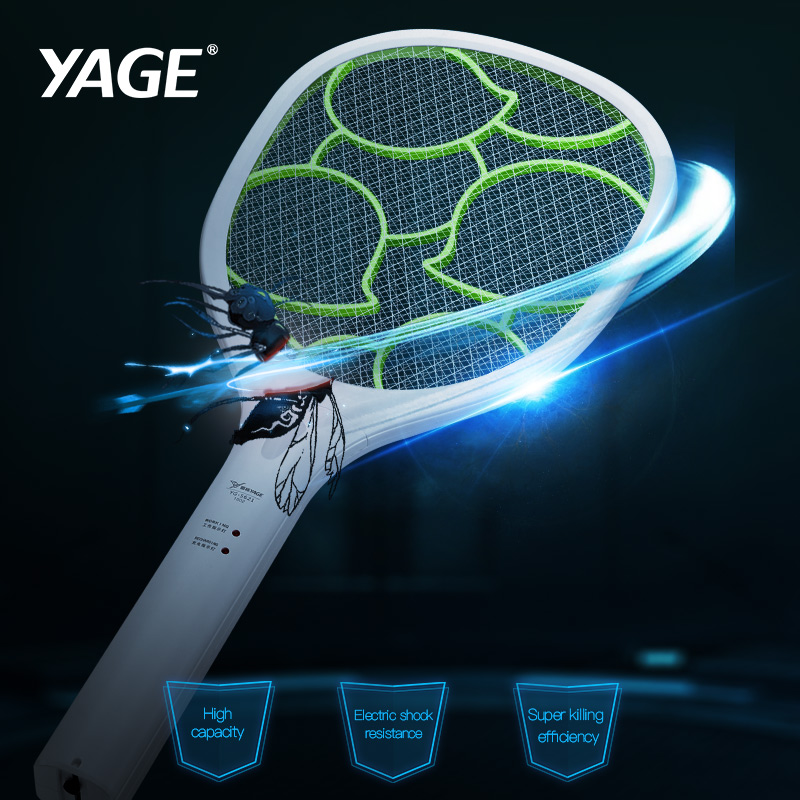 YAGE Elektrische Mosquito Swatter Mosquito Killers Pest Control Bug - Tuinbenodigdheden