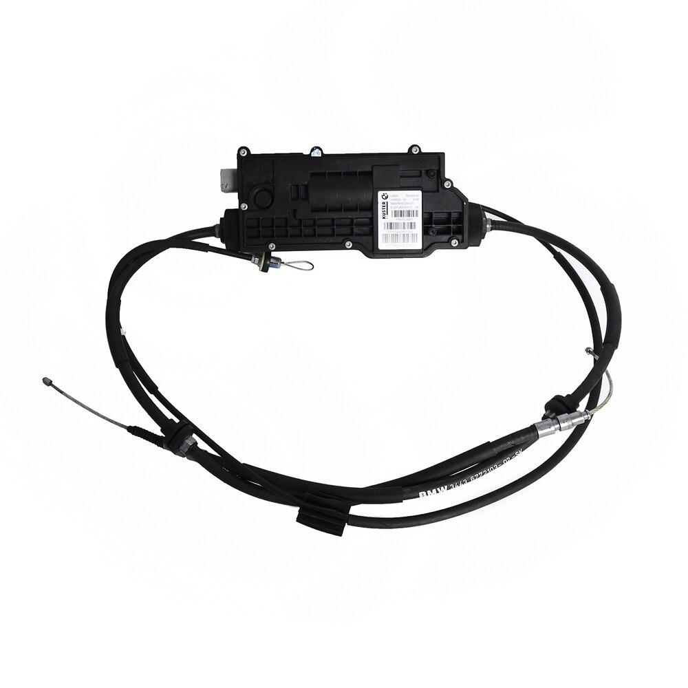 1 ensemble actionneur de frein de stationnement électronique automatique avec unité de commande pour BMW X5 E70 X6 E71 E72 34436850289 accessoires de voiture - 5