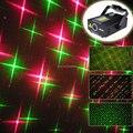 Высокое Качество Мини 4 модели Красный Зеленый Лазерный Проектор освещение Сцены дискотека DJ Club Рождество Магазин Праздник Семьи Елец Участник свет B28
