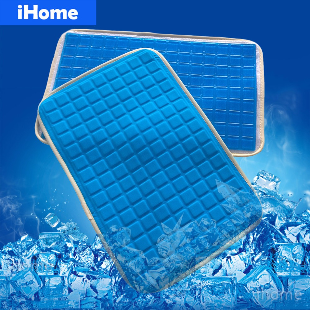 Gel Cushion For Chairs Commode Chair Walgreens New 36x58cm Royal Ease Soft Silicone Pillow Pad Summer Cooling Sofa Seat Mat Simulation Skin Mats