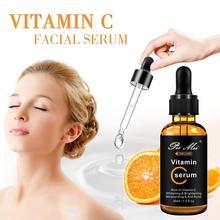 цена Whitening VC Essence Oil Vitamin C Liquid Serum Anti-aging Moisturizing Firming Facial  онлайн в 2017 году