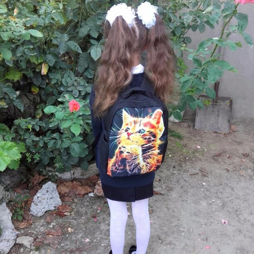 Wholsesale цветок Mochila, школьные сумки для детей пейзаж школьный мини рюкзаков Детский сад Bookbags для девочек рюкзаки