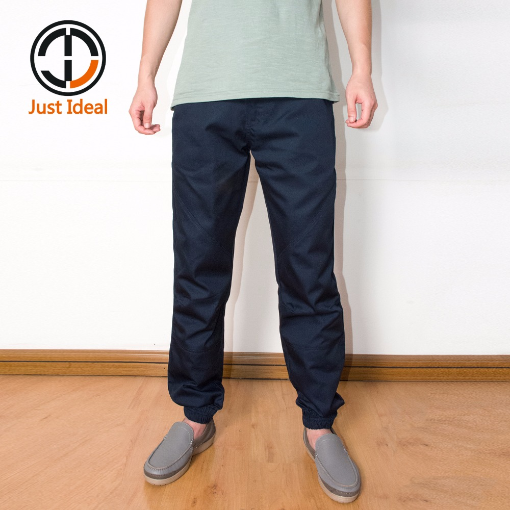 2019 New Arrival Beam Pants Male Casual Pant Fitness Trouser Popular Man Young Hot Brand Clothing Size 40 42 ID817