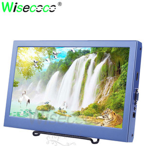 wisecoco 11.6 Inch 1920x1080 VGA Portable Monitor For PS3 XBOX PS4 HDMI LCD Non Touch Screen For PC Laptop