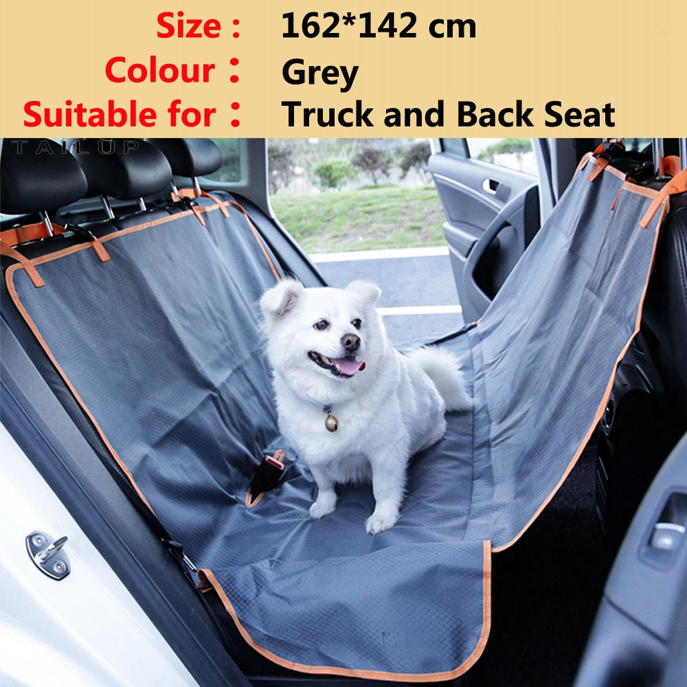 Dog Car Protector >> Us 29 2 49 Off Tailup Dog Car Seat Cover For Dogs Pet Car Protector Waterproof High Quality Dog Car Carrier Covers Travel Accessories Py0031 In